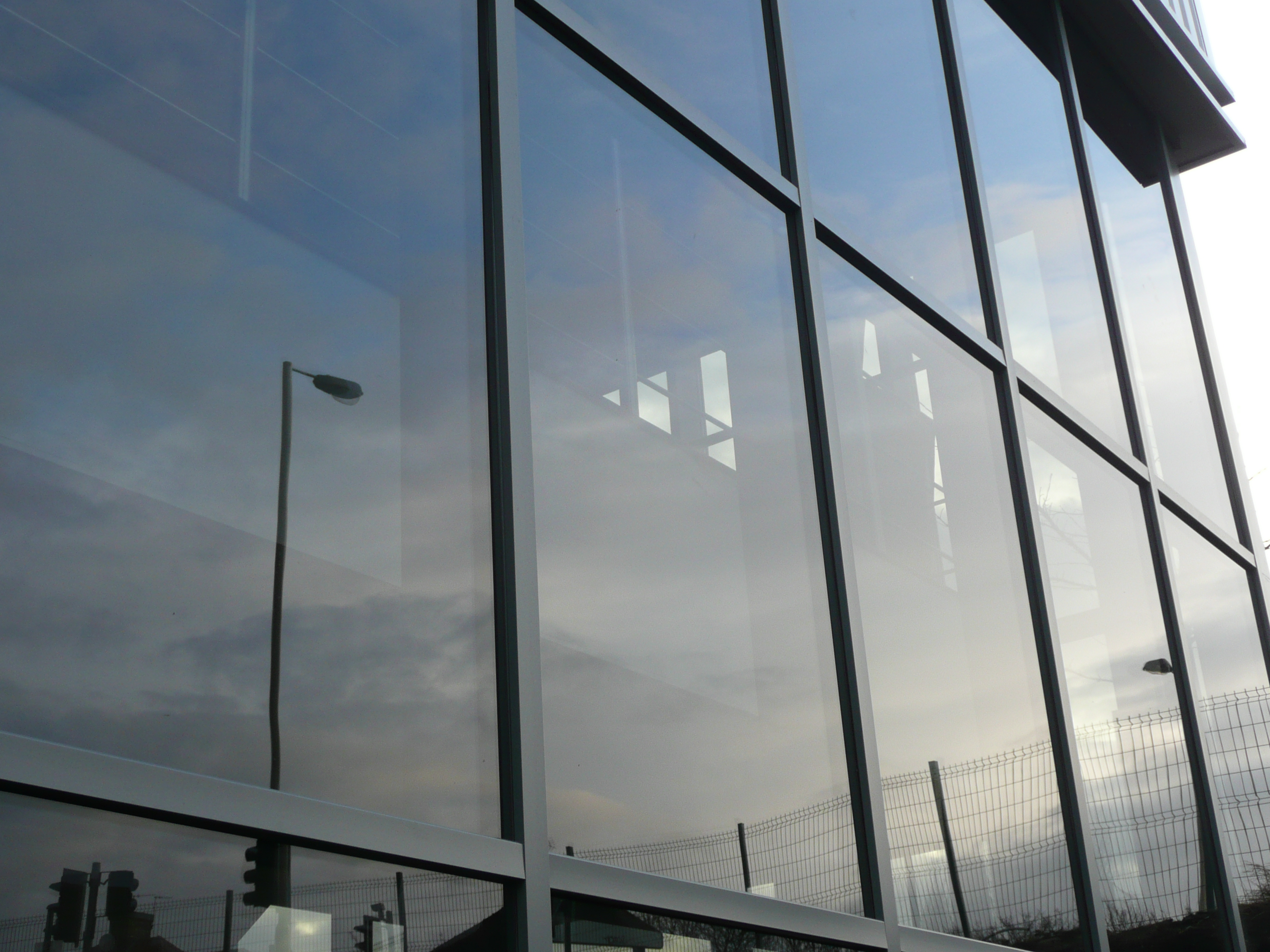 office glass windows. UPVC Gutters And Fascia,Three Storey Houses,Large Office Windows. Whatever The Challenge UGC Will Have Complete Success!! Glass Windows